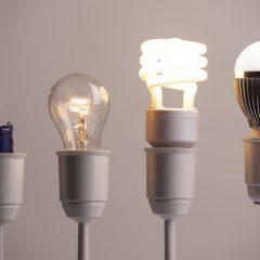 Køb de energibesparende LED pærer
